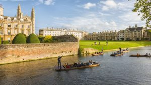 cambridge best place to live and work